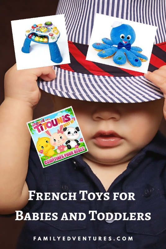 french baby toys | french language toys | french toddler toys | french baby gifts