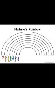 Nature's Rainbow