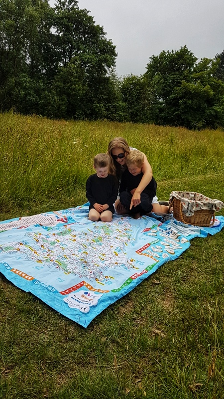 Pacmat outdoor essentials for babies and toddlers