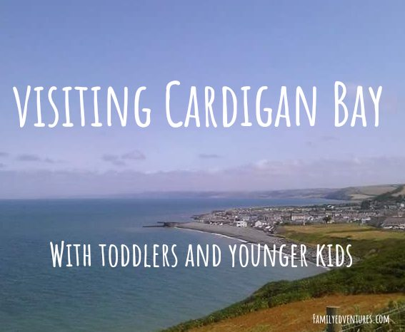 Visiting Cardigan Bay – with toddlers and younger kids