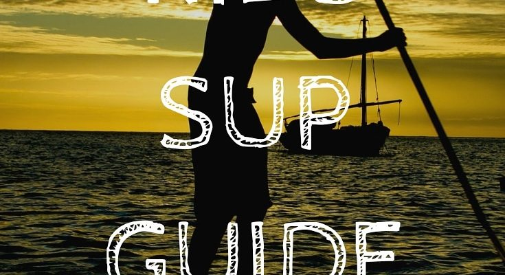 Kids Paddle Board Guide…the simple guide to buying a kids SUP!