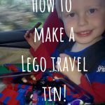 How To Make a Lego Travel Tin