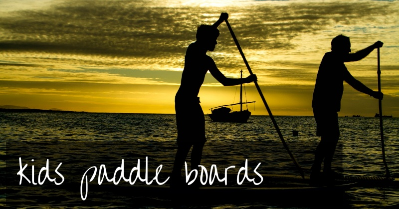 Kids Paddle Board Guide 2019…the simple guide to buying a kids SUP!