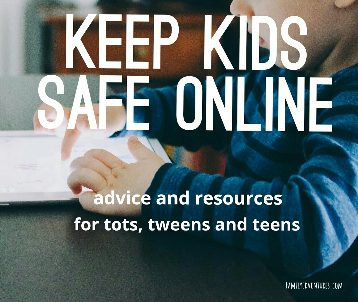 HOW TO KEEP KIDS SAFE ONLINE