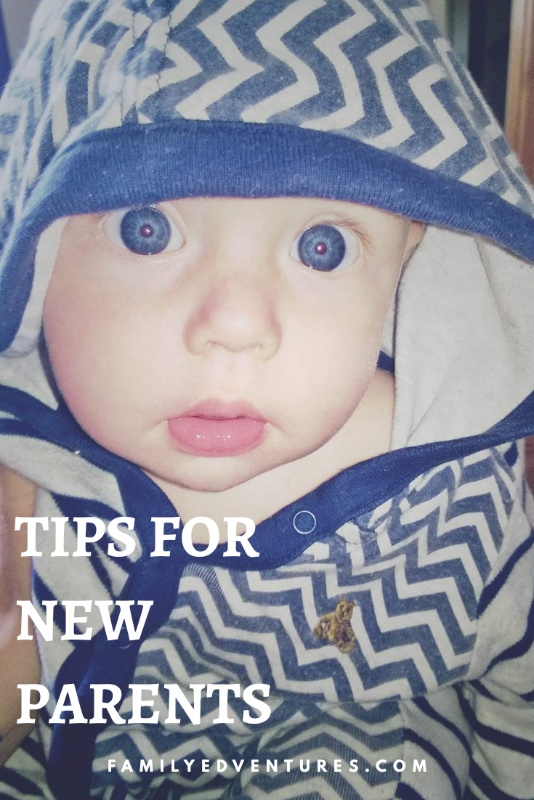 tips new parents | when does it get easier| newborns | new baby