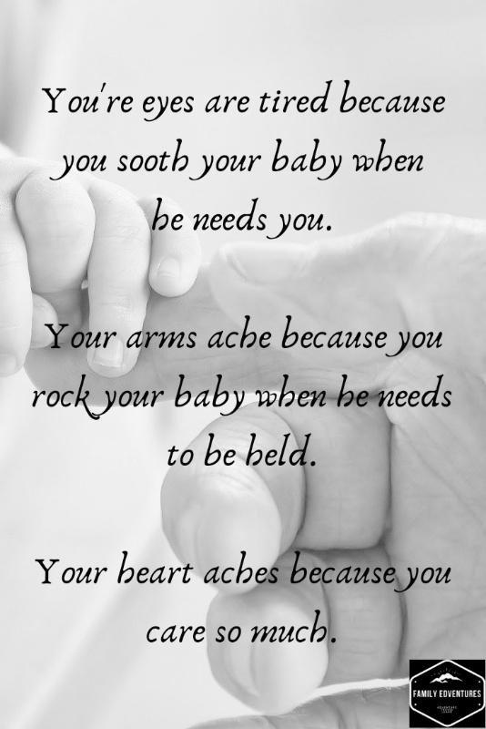 when do newborns get easier