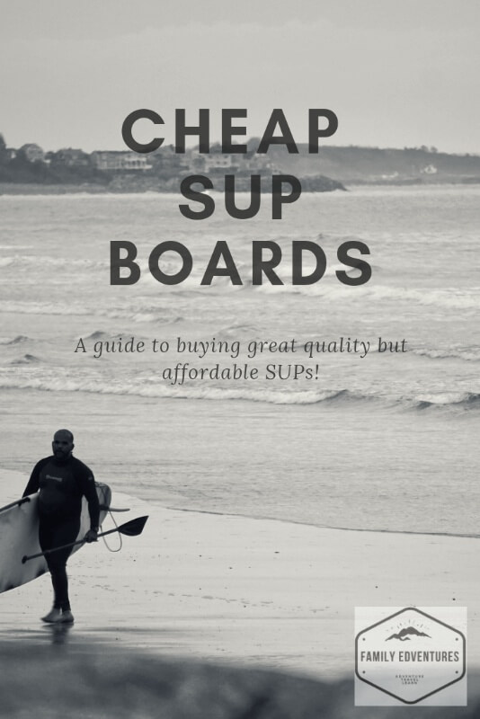 Cheap SUP boards | affordable paddle boards