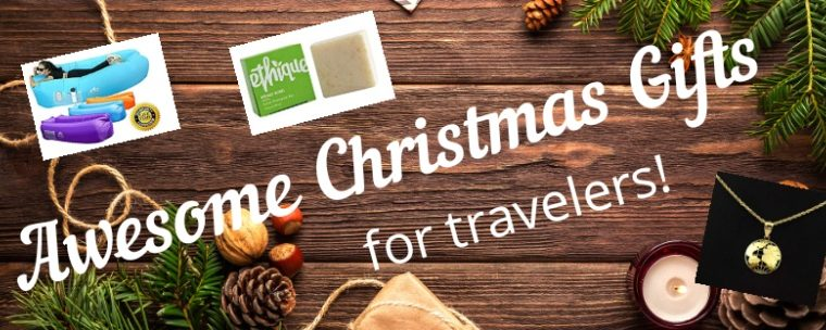 Best Christmas Gift Ideas for Frequent Travelers [2018]