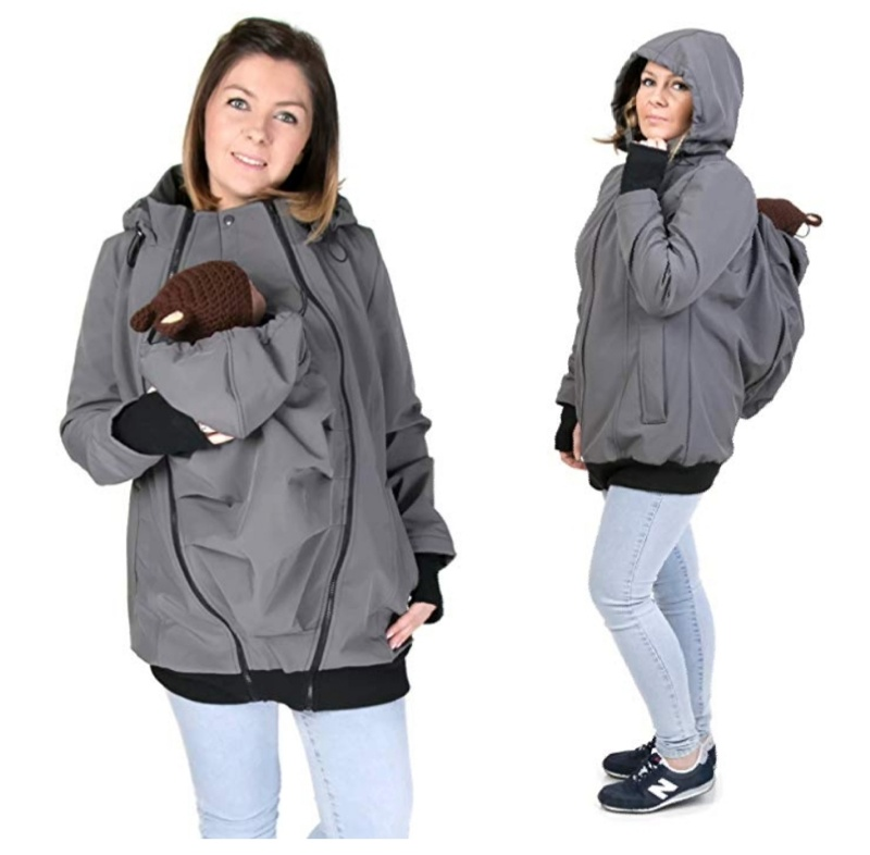 Baby Wearing waterproof coat