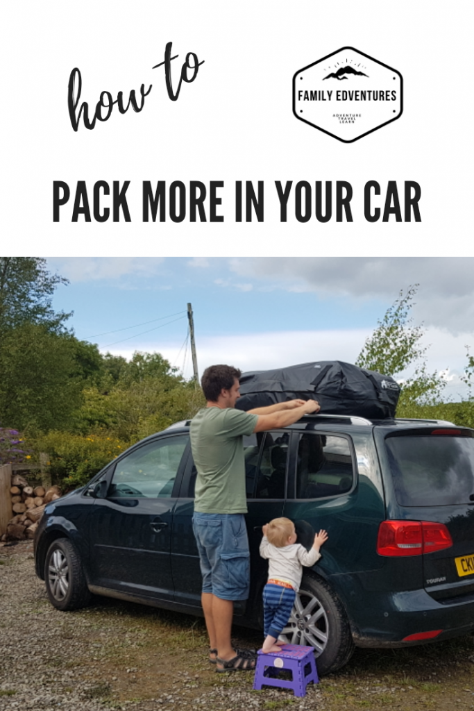 Pack more in car