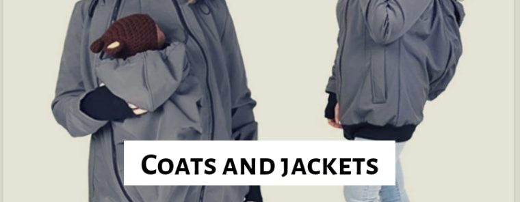 Baby Wearing Coats & Jackets…waterproof and warm