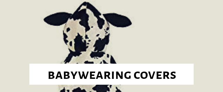 Babywearing Winter Cover to Keep Baby Warm and Dry