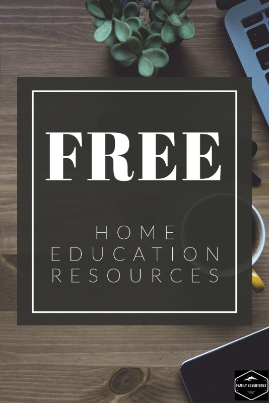 Home education resources websites homeschooling
