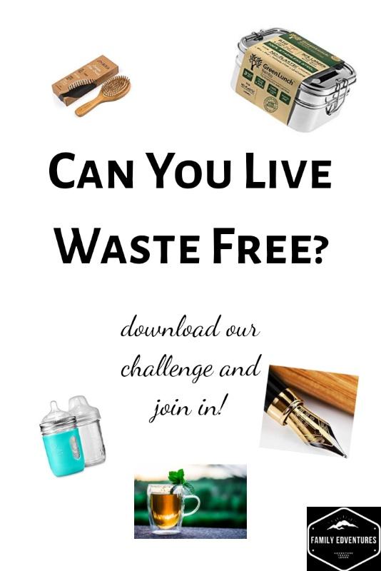 Waste free | zero waste | zero waste family | how to be zero waste with kids