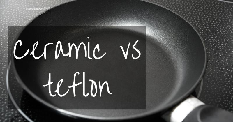 Ceramic Pans vs Teflon - which is better?