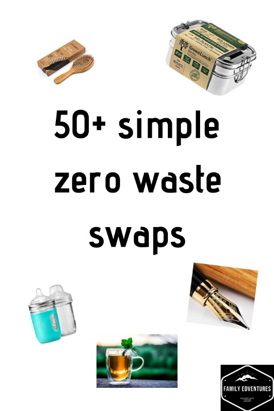 Zero Waste swaps | waste free swaps | zero waste ideas | zero waste alternatives
