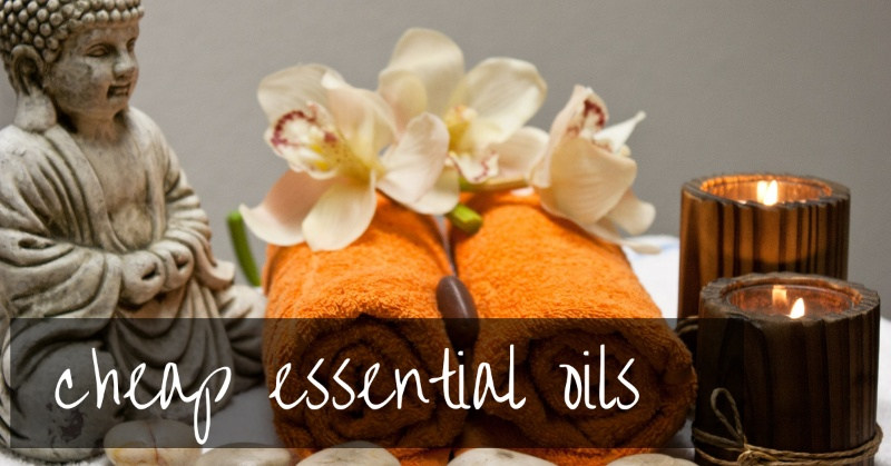 Cheap Essential Oils - choosing quality, affordable oils