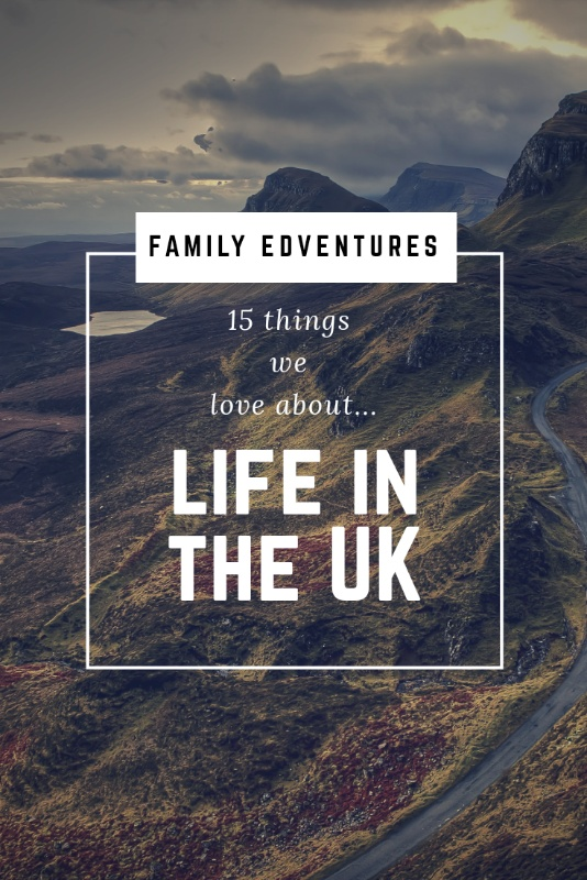UK life | living in the uk | great britain | united kingdom