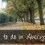 Things to do in Aberystwyth