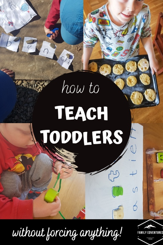 how to teach toddlers