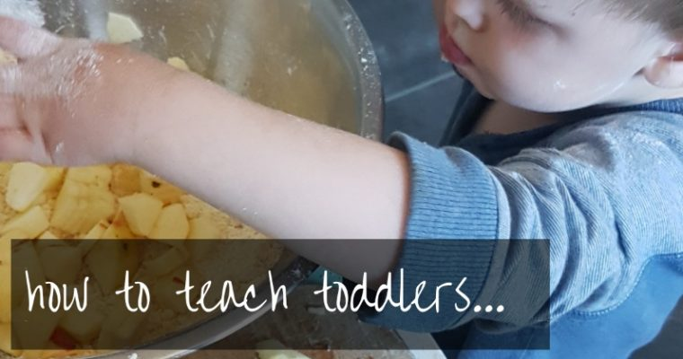 How to teach toddlers | 11 tips that will encourage a love of learning…