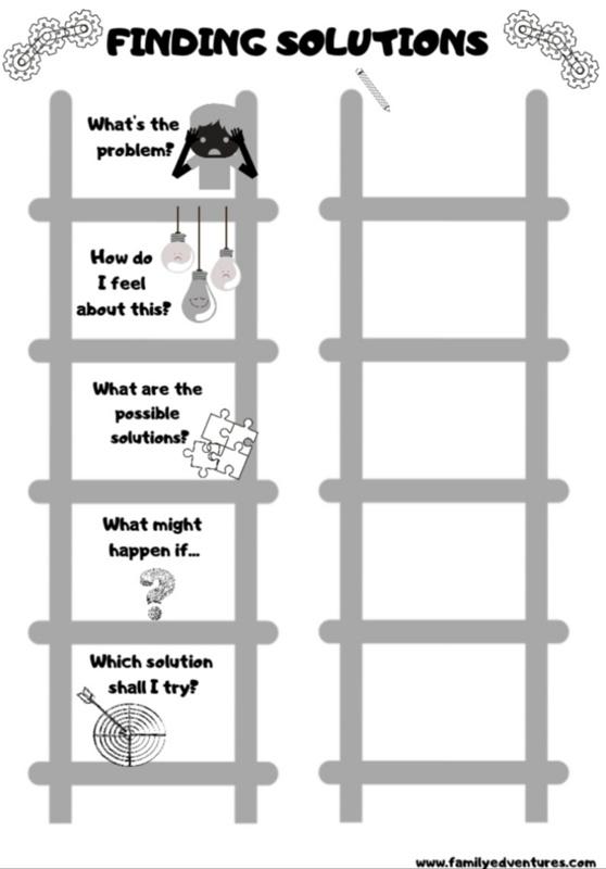 Growth mindset activities problem solving