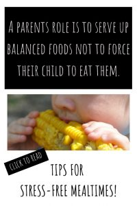 how to get toddlers to eat
