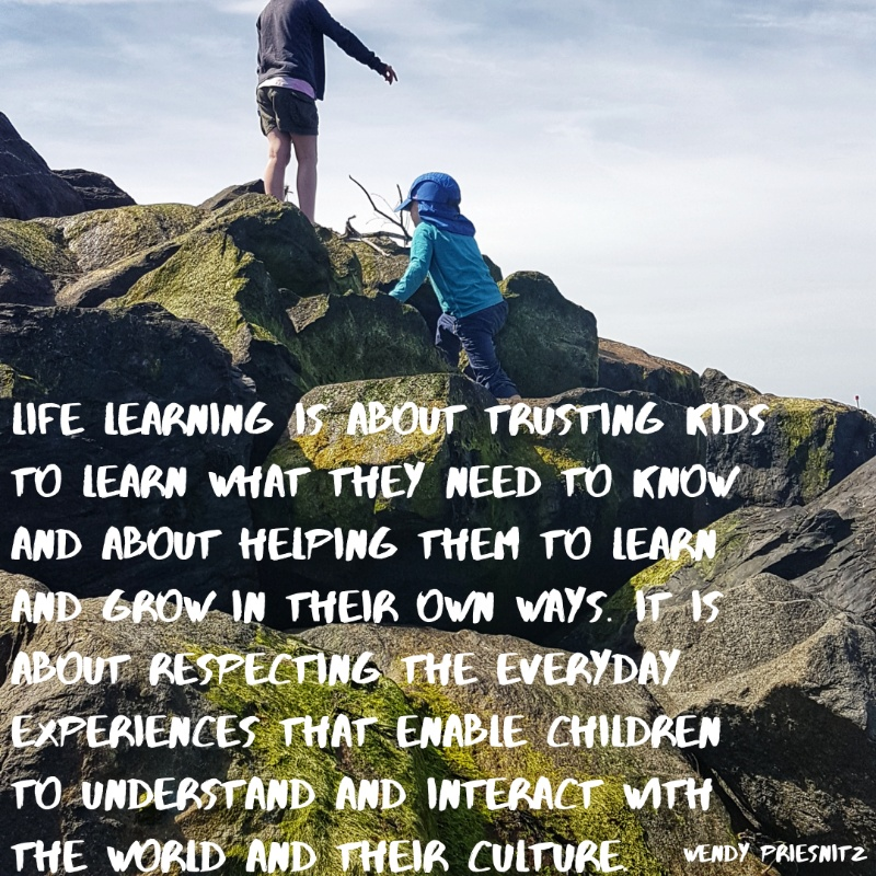 Early education quote