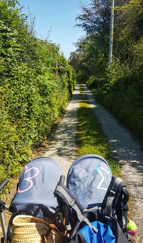 Second hand pushchair