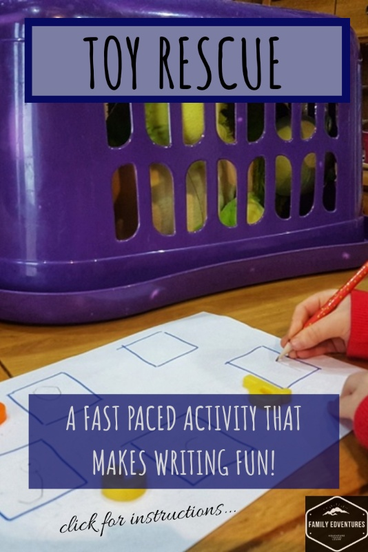 Preschool toddler activity