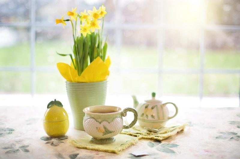 Teatime homeschool schedule for preschoolers