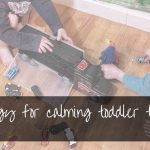 How To Deal With Toddler Tantrums   the #1 rule to calm toddlers quickly