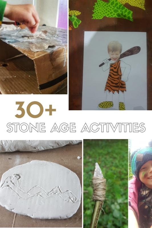 Stone age activities