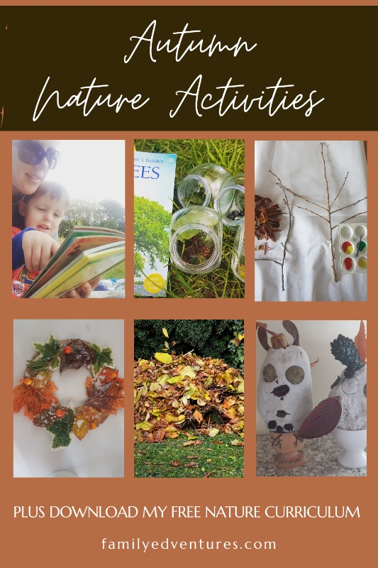 Autumn Nature Activities