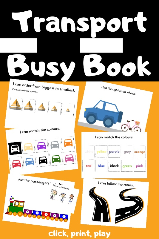 Transport-free-busy-book